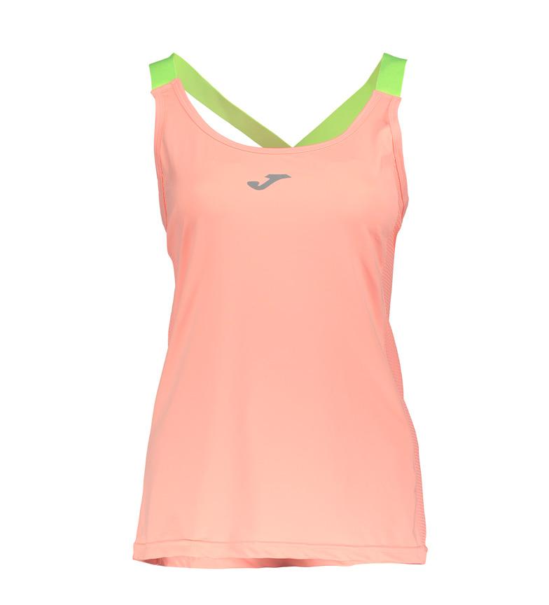 Joma Camiseta Saumon Libre Ii S / M réduction Nice acheter discount promotion prix en ligne tKiEbxGKv2