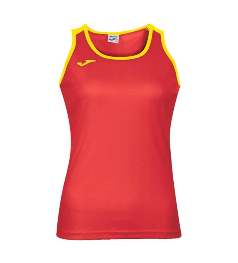 Joma Camiseta Katy Royal-blanco S / M vente extrêmement choix pas cher m6Cyv8