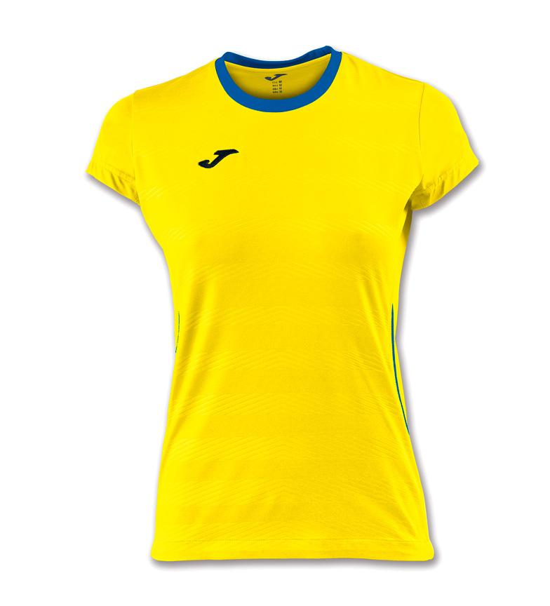 Joma Camiseta Modena Amarillo M / C