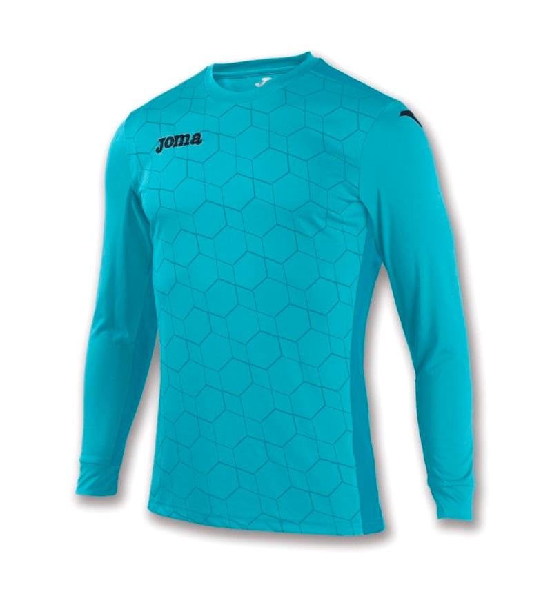 faux Nice en ligne Ii Derby Portero Camiseta Azul Joma M / L réductions hKblk2T0