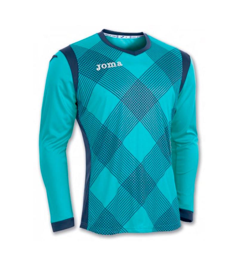 Footlocker à vendre vente abordable M / L Derby Chemise Turquoise Gardien Joma prix incroyable rabais N2MaI9