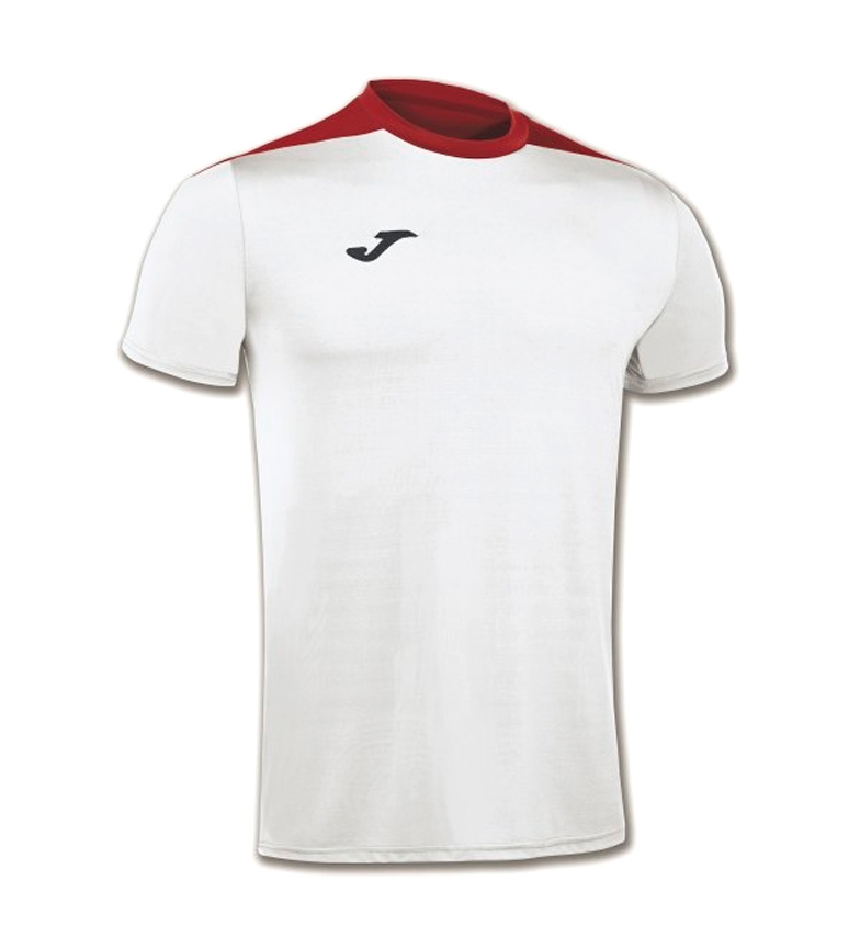 Joma Chemise Pic Rouge-blanc M / C achat 3ed9uMV5zx