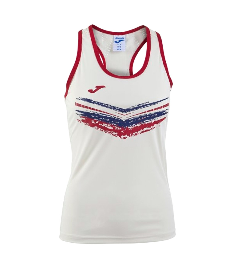 Ii Terre Joma Chemise Blanche S / M Femme