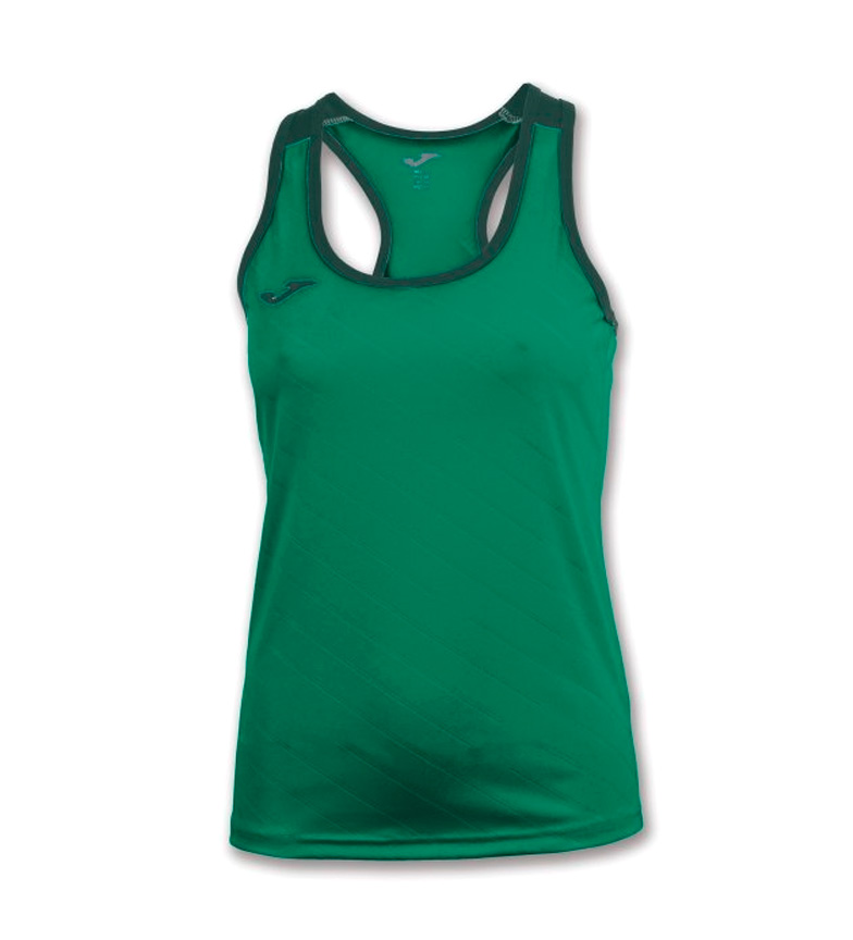 Joma Tournoi Chemise Ii Femme Vert mode sortie style UnSWl