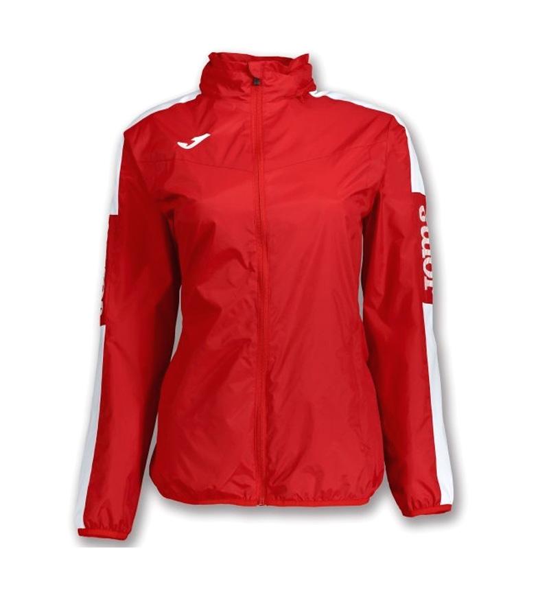 Champion Iv Joma Coupe-vent Femme Rouge-blanc Manchester jeu magasin pas cher dernières collections faire acheter 0XaPUHV