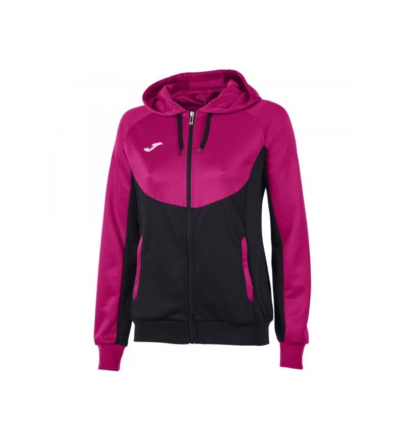 vente 2014 Livraison gratuite ebay Capuche Sweat-shirt Noir Joma Rose Essentiel Femme prix d'usine vente site officiel sortie en Chine DI4gZHC