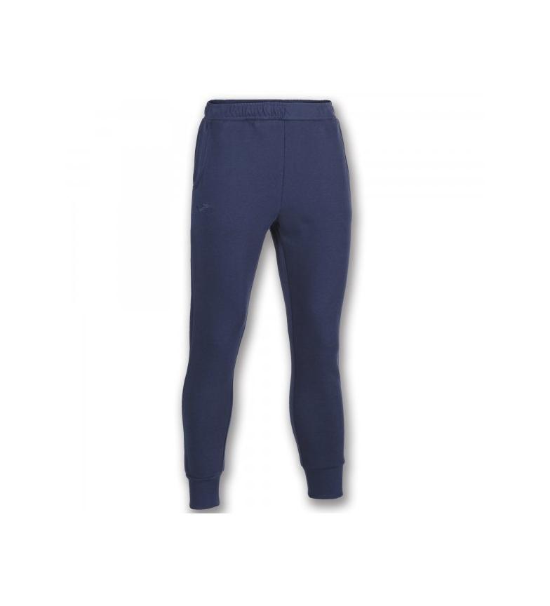 Pantalon Large Joma Bleu Marine En Coton Combi Livraison gratuite arrivée Pt3RmW
