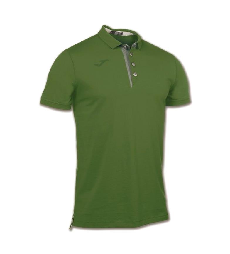 Joma Polo Invictus Verde M / C magasin discount pyvXS