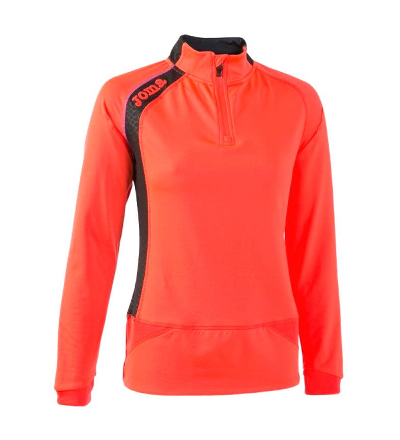 Joma Sweat-shirt 1/2 Zip Élite Fluor Green V prix discount best-seller rabais à vendre large éventail de de Chine ZzUbcd9FRh