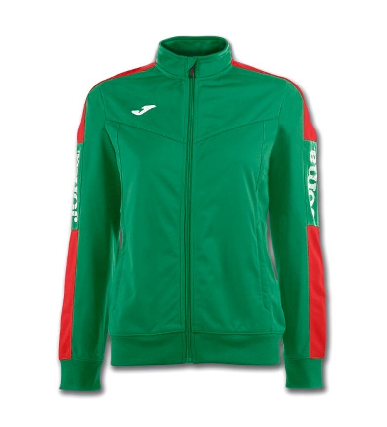 recommander pas cher Vert-rouge Champion Joma Sweat-shirt Femme Iv collections de dédouanement à vendre 2014 YG03M