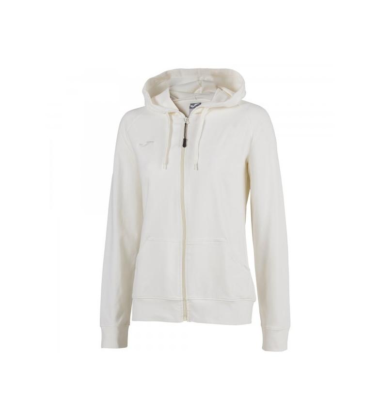 Joma Sweat-shirt À Glissière Corinto Femme Blanche achat vente vente authentique se Centre de liquidation S5eRL