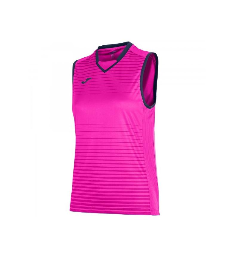 Joma T-shirt Femme Sans Manches Rouge Galaxie prix incroyable choix de sortie coût de dédouanement WpAvaG