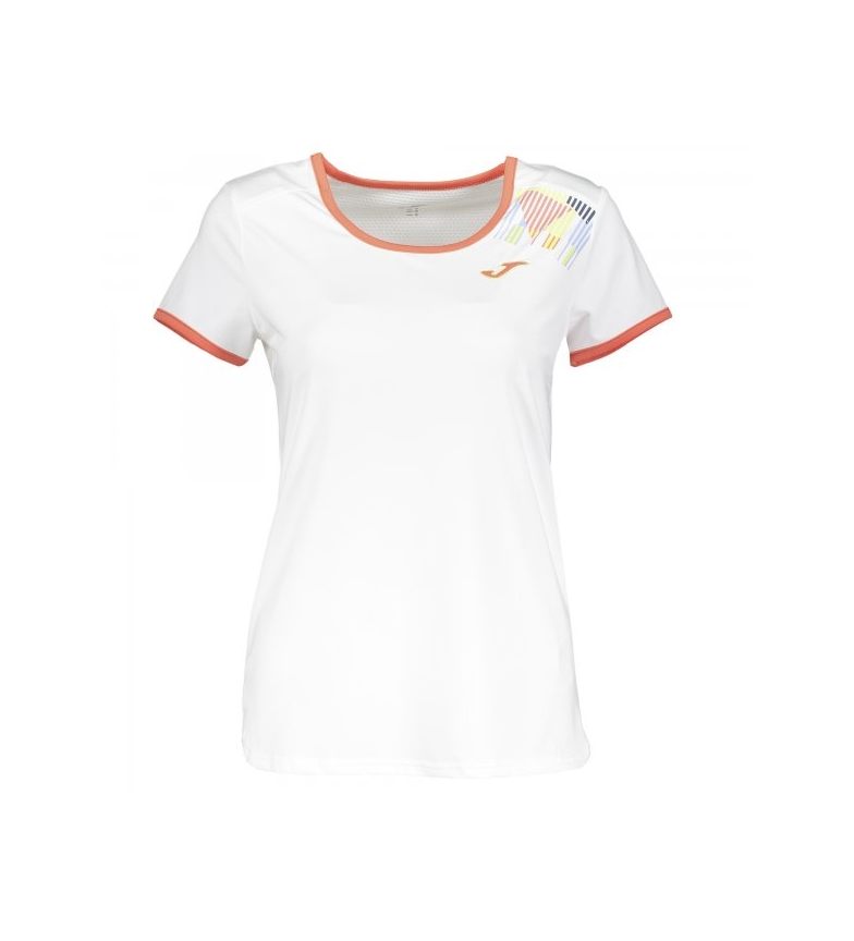 Joma T-shirt Terre Ii Ciel Blanc S / S fourniture en ligne yXTxD4l9