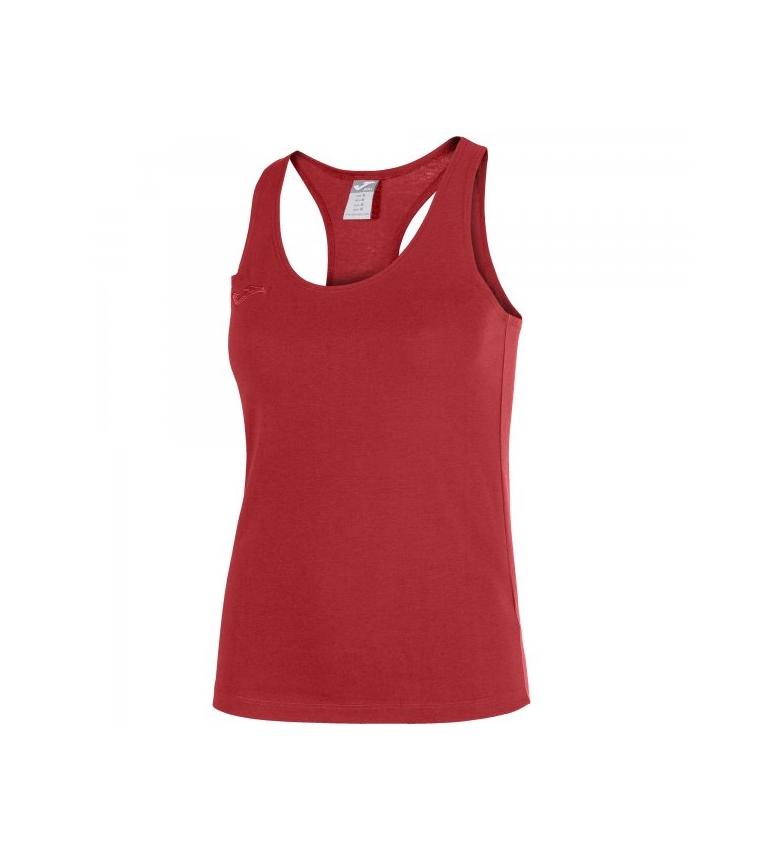 fiable à vendre photos à vendre Joma T-shirt Larisa Femme Rouge Sans Manches acheter votre favori FobCMY