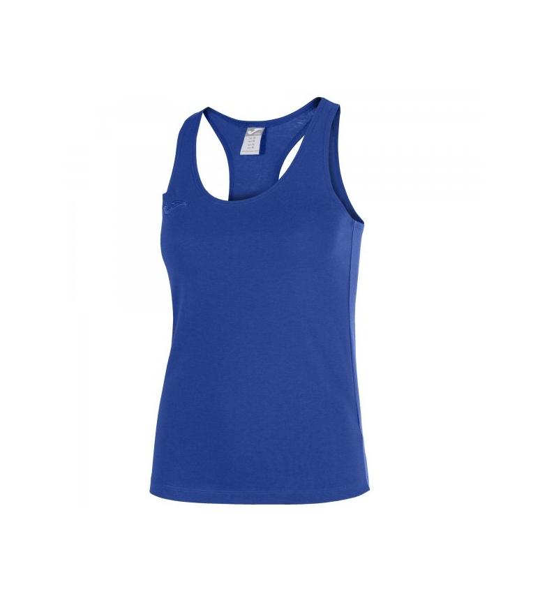 Joma T-shirt Larisa Femme Manches Royale moins cher KL0HyRrW