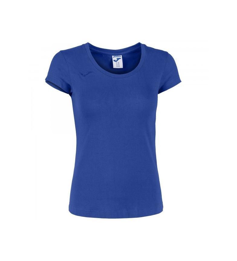 Joma T-shirt Verona Azul S / Mujer où trouver H2tOxEqVu