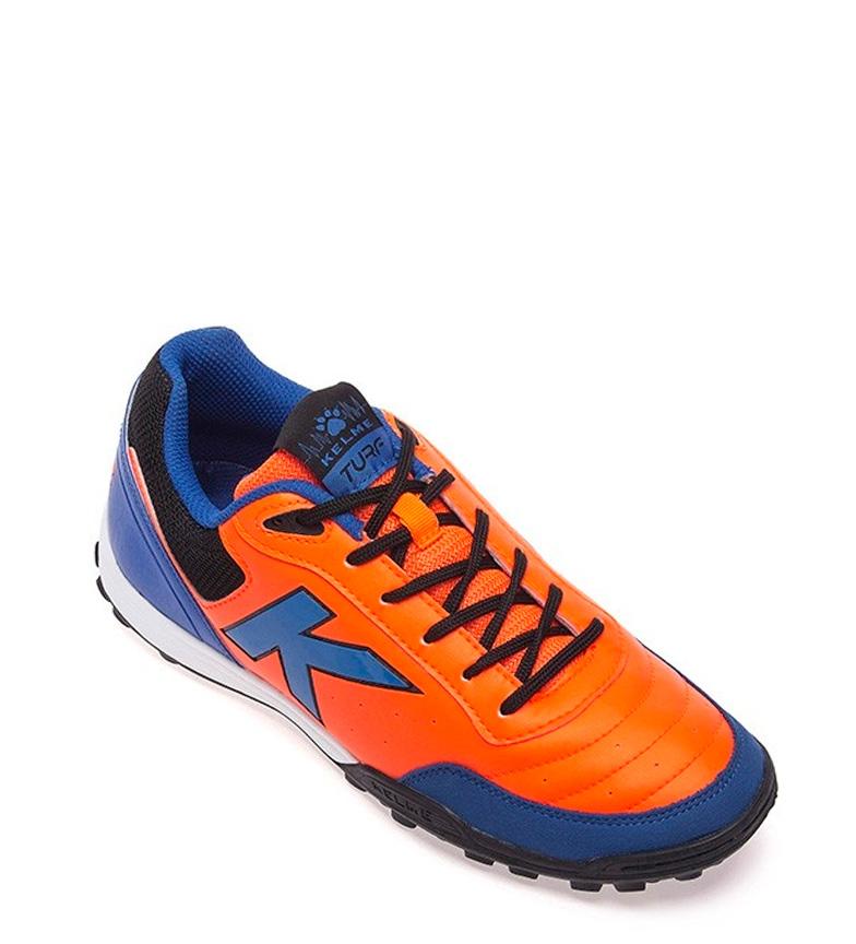 Kelme Chaussures De Football K Forte Gazon D'orange vente trouver grand style de mode LItYXx5O6z