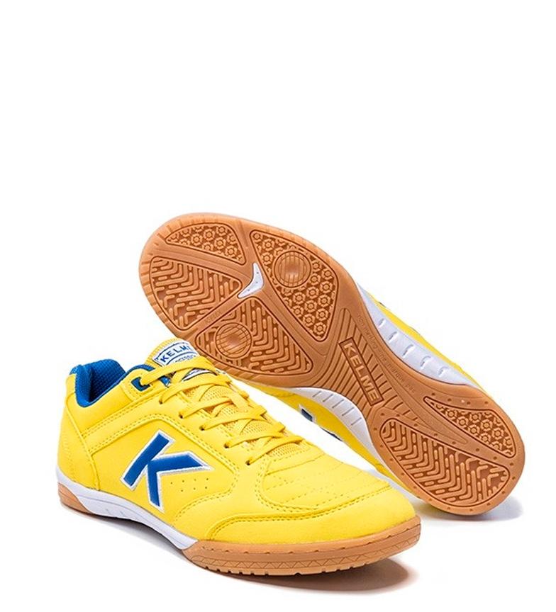Livraison gratuite explorer Chaussures Kelme De Futsal De Précision Jaune express rapide KiLYcQt8h