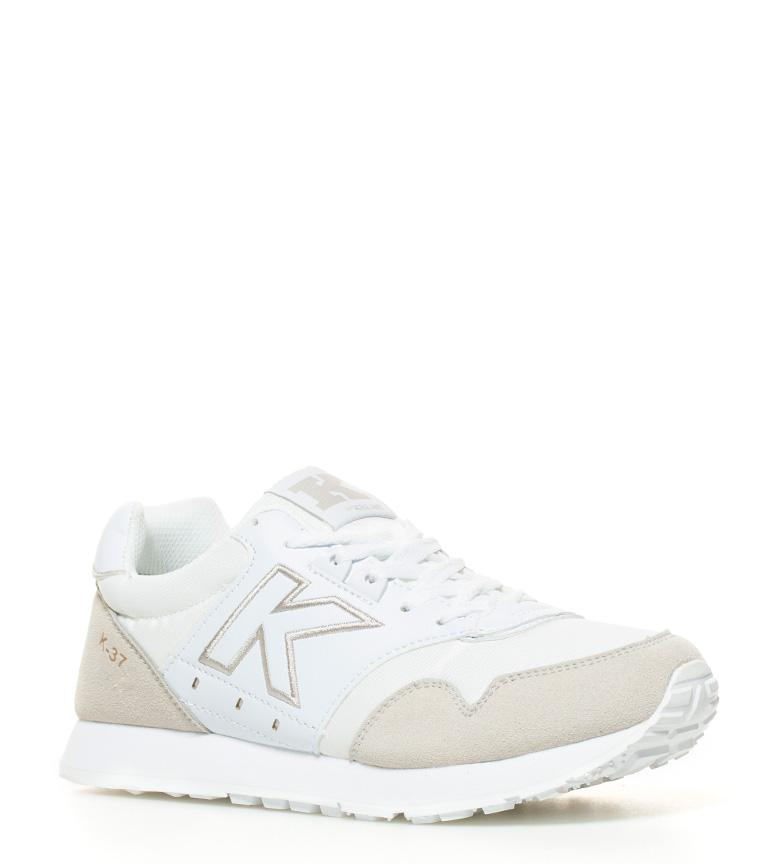 Chaussures Kelme 37 K Blanc pas cher combien acheter plus récent prix des ventes en vrac modèles Nice kILjhHk
