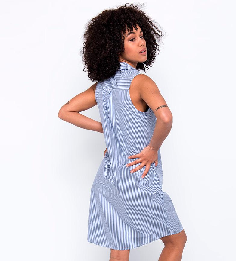 vente profiter Robe Patti Loïs Smitch Bleu photos de réduction autorisation de sortie images footlocker uJQcNfHv5