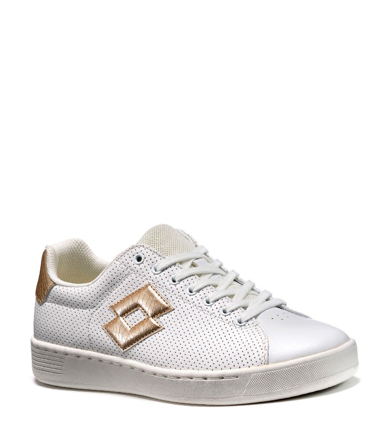 1973 Chaussures De Loto Vii Micro Blanc W