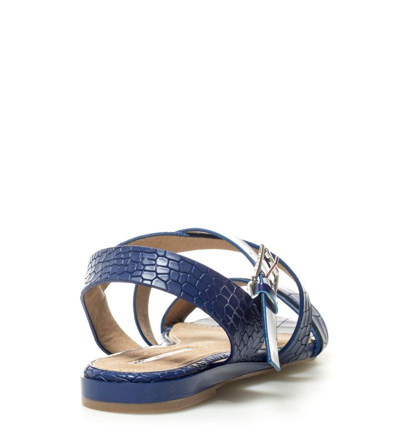 visiter le nouveau vente bas prix Mariamare Coco Sandales Bleu Marine meilleur réduction commercialisable Livraison gratuite populaires 32ewEeZ