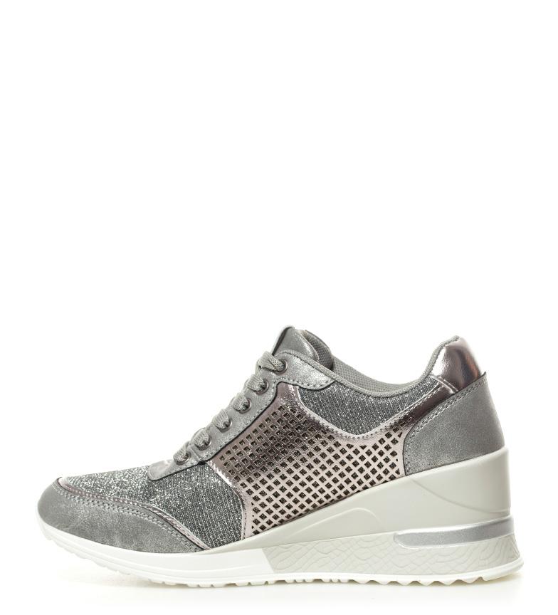 Commerce à vendre Mariamare Chaussures D'argent Jim Wedge Hauteur: 6 Cm Livraison gratuite offres à vendre tumblr 35VERT