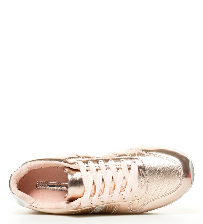Mariamare Chaussures À Semelle Rose Hauteur De Vega: 3.5cm offre meilleure vente super promos jeu pas cher SMozC8vUJ5