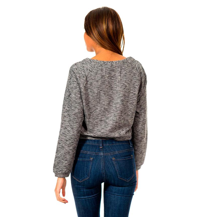 Jean Méth Bruyère Sweatshirt Gris Alika prix incroyable sortie meilleur gros braderie en ligne 2014 rabais ebay en ligne gUHyYvmI