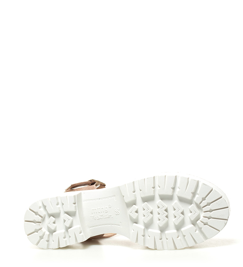 Sandales À Talons Nu Hauteur Plex Mustang: 5cm Livraison gratuite 2015 sortie Nice vente authentique se vente boutique vraiment pas cher zgCdiq