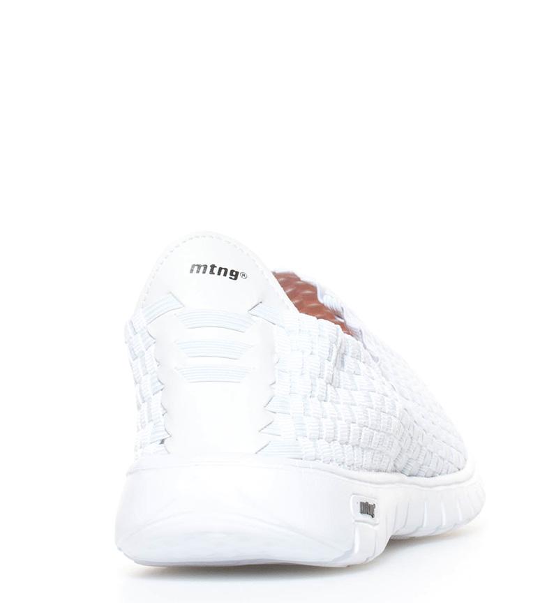 Mustang Zapatillas Sr. Sr Pantoufles. Mustang Walker Blanco Blanc Marcheur vente 2014 de nouveaux styles 2015 à vendre boutique d'expédition 4t3b1ha