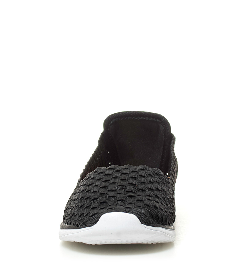 Mustang Chaussures Noires Tessell pas cher véritable h0FqGnYB