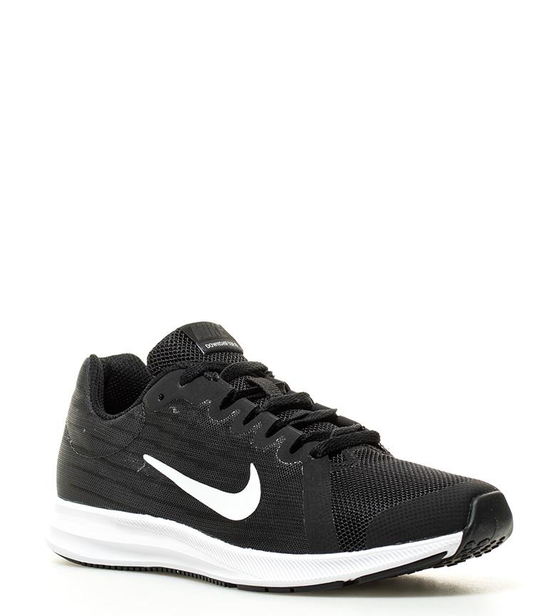Nike Zapatillas Exécutant Downshifter 8 Gs Nègre Réduction nouvelle arrivée 100% original LIQUIDATION Liquidations nouveaux styles vue à vendre 6bZdCiXLBp