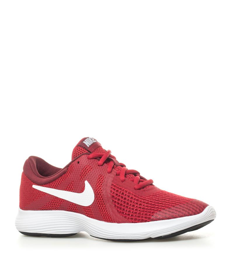 Nike Révolution Course 4 De Rojo En gros WHqbuu