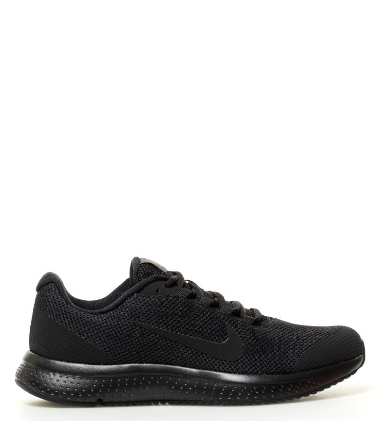 escompte bonne vente Nike Chaussures De Course Runallday Noir trouver une grande dégagement vente meilleur c4bu86Yy