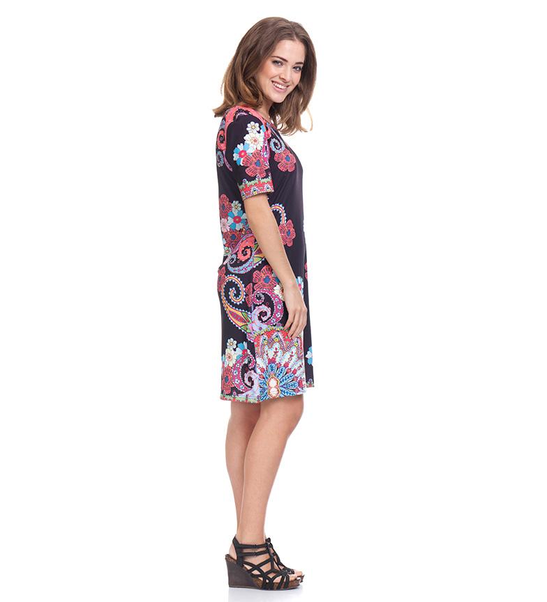 Nice La Paix Et L'amour Nègre Lucre Vestido des prix magasin en ligne TpZtrwDZvk