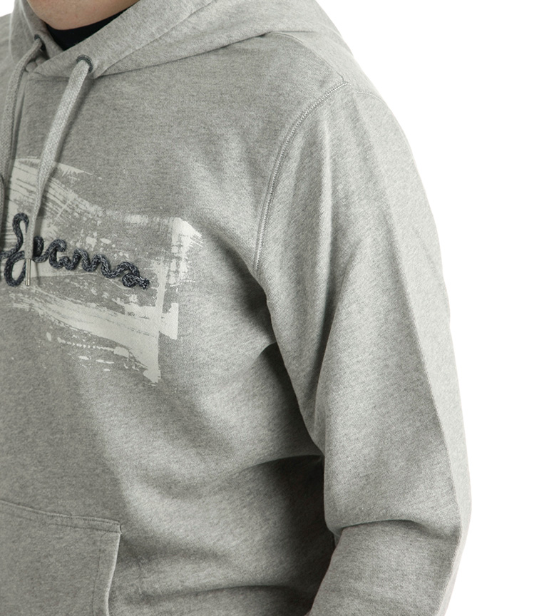 vente recommander Pepe Jeans Sudadera Bacuri Gris expédition rapide sortie 2014 dEv3uGSAA