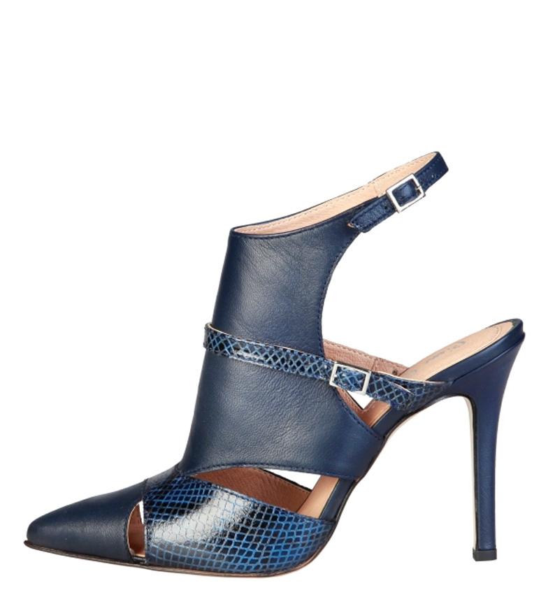Pierre Cardin Hauteur Du Talon De La Chaussure Laetitia Bleu: 11cm jeu extrêmement Livraison gratuite rabais cool ZxZrL0S7