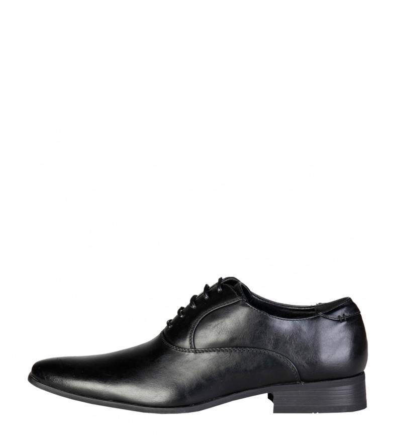 Pierre Cardin Chaussures M71291 Noir prix bas réduction confortable réduction eastbay Peu coûteux 1eyjUX0Vha