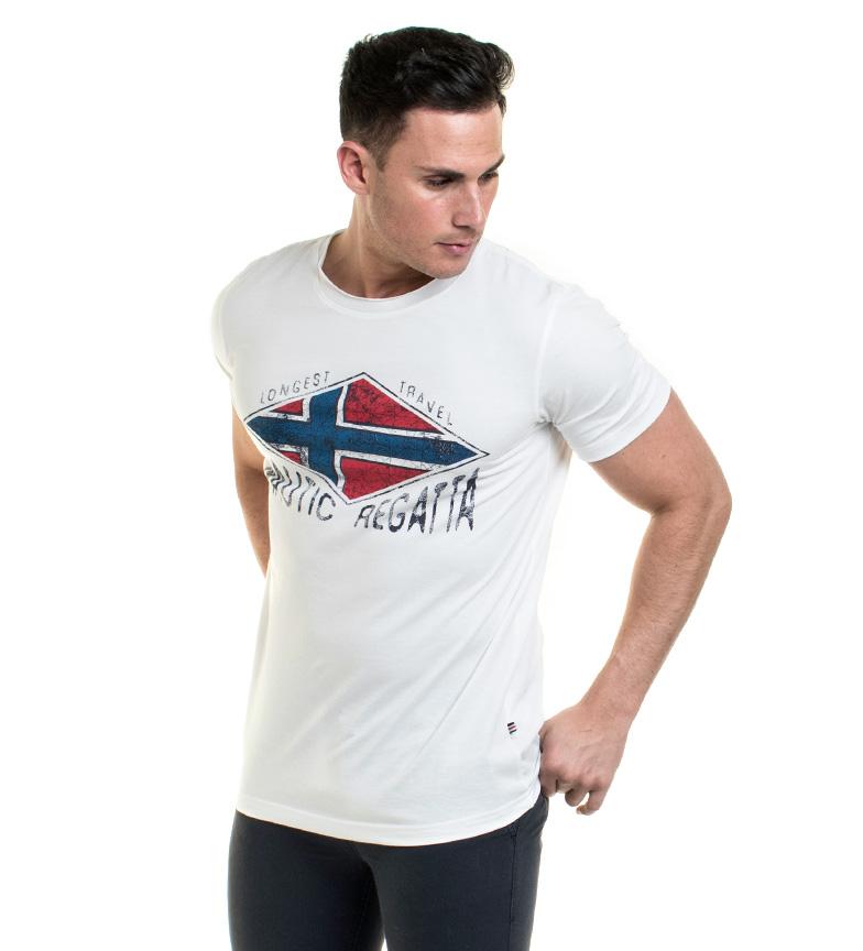Shirt Drapeau Blanc Seaman Remise véritable qualité à vendre 2014 nouveau sortie d'usine mGwWrX