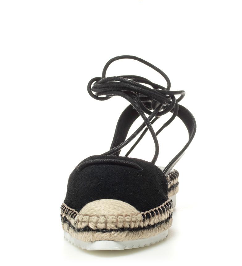 Sandales En Cuir Soixantesept Cuir Noir ordre de vente fiable la sortie récentes tzlkQmMLk8