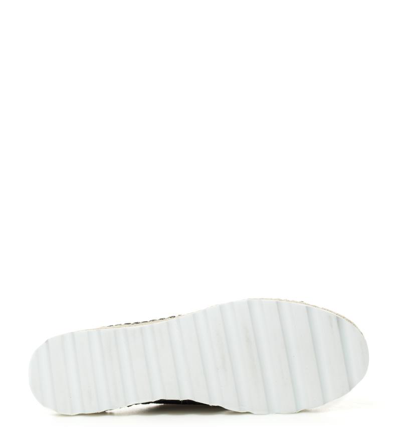 vente boutique pour authentique Sandales En Cuir Noir Soixantesept Lair classique jeu SuFb77SAz7