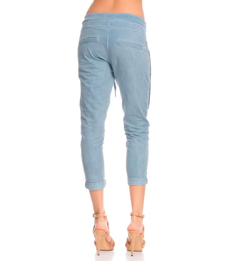 Pantalon Bleu Lavage Tantra 2018 zRGN9DA