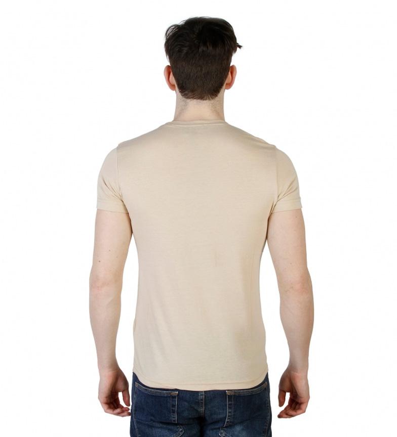 frais achats Trussardi Camiseta M / C Beige magasin en ligne vente site officiel GFm62l