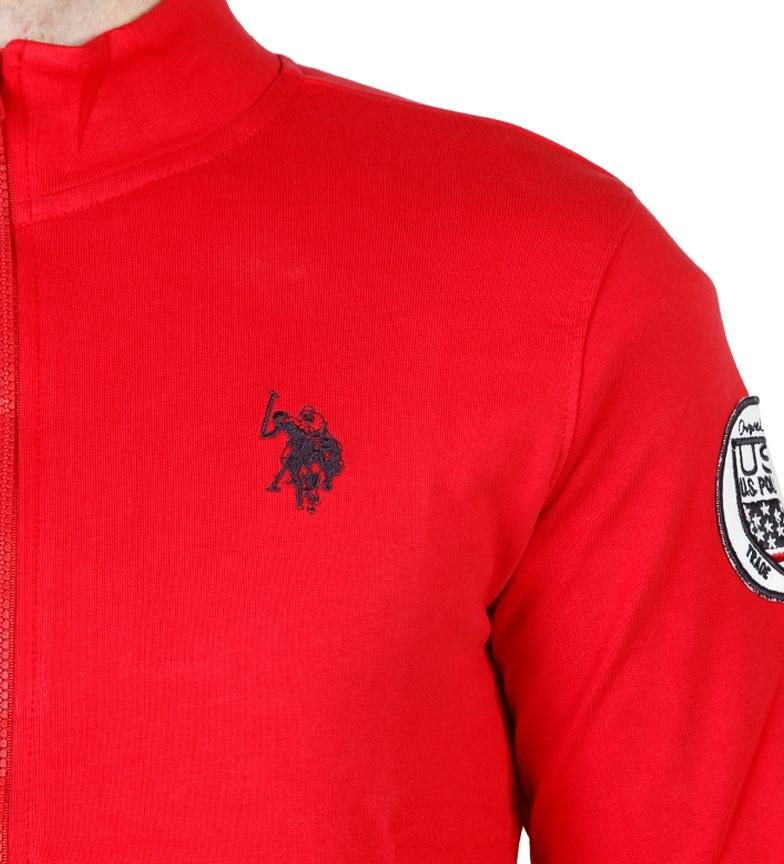 négligez dernières collections Veste Rouge Nous designer qgQJDOyk7