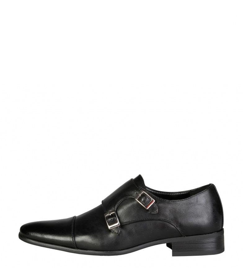 pas cher excellente vente authentique V 1969 Chaussures Noires Clovis 9Kta38