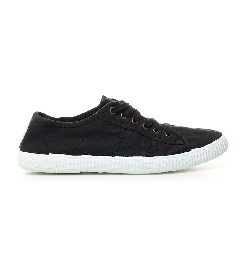 Victoire Des Chaussures Noires Classiques Livraison gratuite ebay XZp1EWhKEk