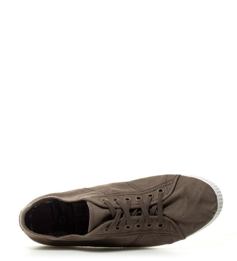 Chaussures De Victoire Classique Taupe réductions GFKonaF4f8