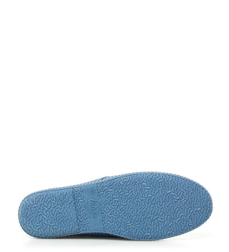 rabais de dédouanement meilleures affaires Chaussures En Toile Bleu Victoria lrY3MI