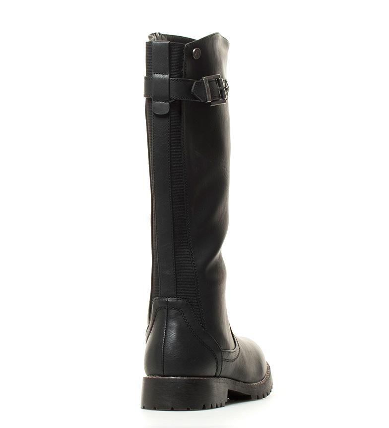 achat de sortie Bottes Noires Xti Noelia sortie ebay BehGli
